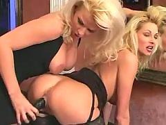 Stunning lesbians fucking non stop